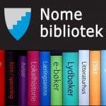 Logo Nome bibliotek